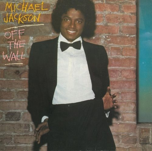 MICHAEL JACKSON Off The Wall Vinyl Record LP Epic.